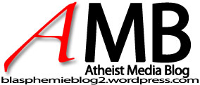 Atheist Media Blog Banner
